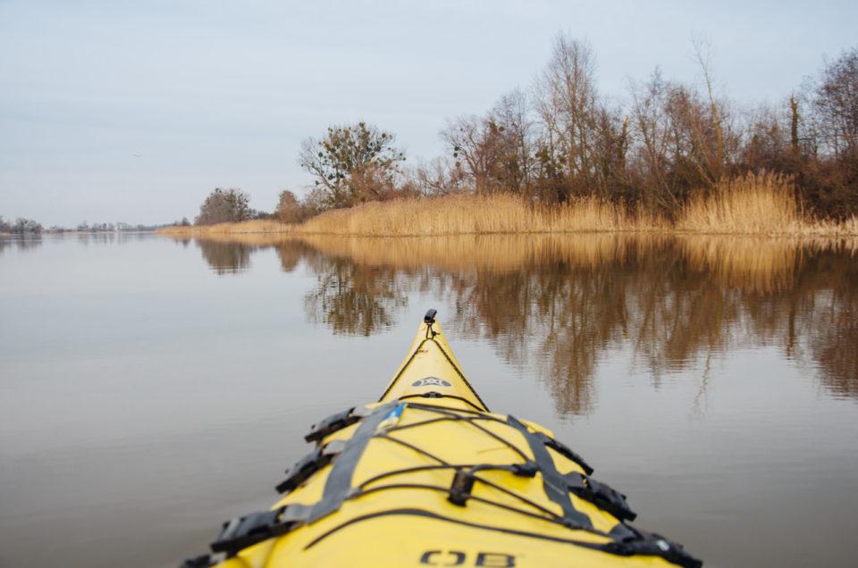 Subtelne piękno wielkich rzek