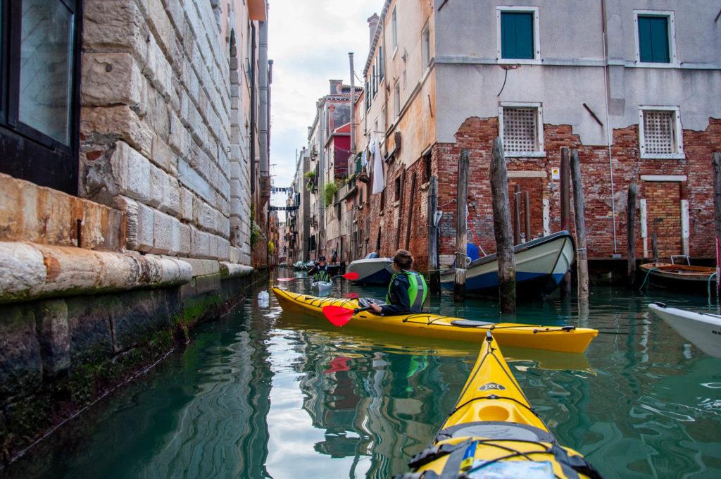 Wyjątkowa okazja by doświadczyć Wenecji w inny sposób niż spacerując po zatłoczonych uliczkach