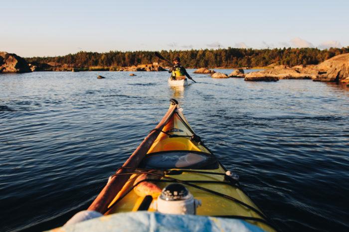 Szwecja z wyspy na wyspę