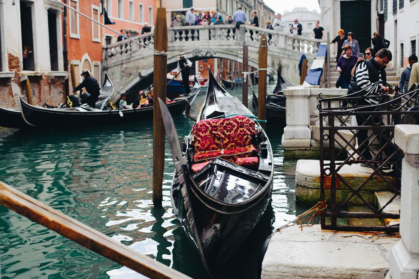 Spacer po Wenecji