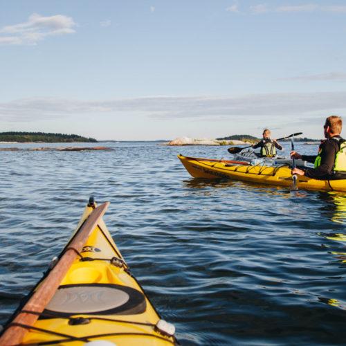 Szwecja to prawdziwy raj dla kajakarzy