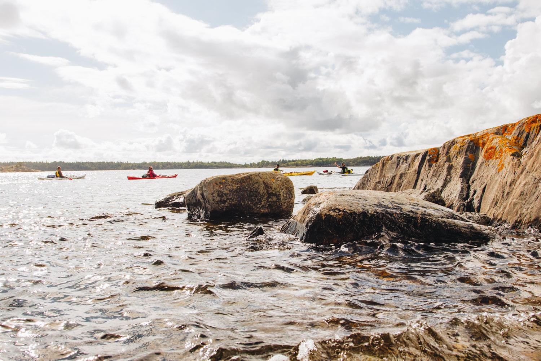 Poruszanie się po archipelagu wymaga dobrej nawigacji
