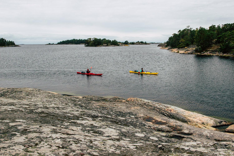 Archipelag Sörmlands liczy ponad 5 tysięcy wysp