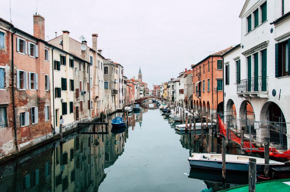 Chioggia - Mała Wenecja