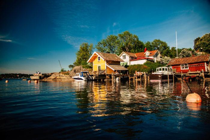 W sercu Archipelagu Sztokholmskiego